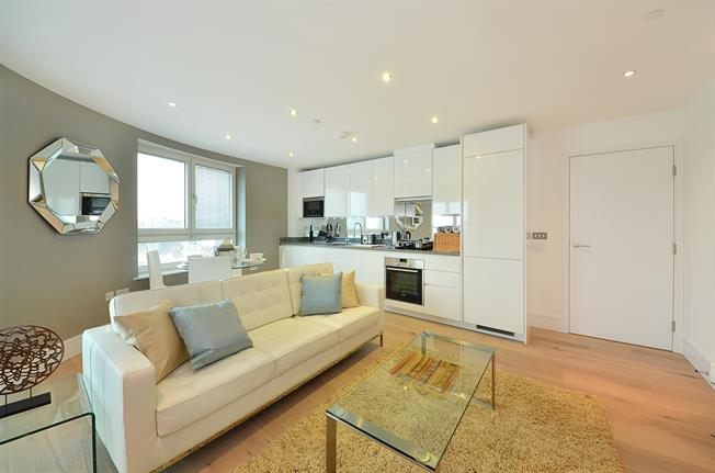 £2,101  per Calendar Month (Calculated), 2 Bedroom Apartment To Rent in London, SW4