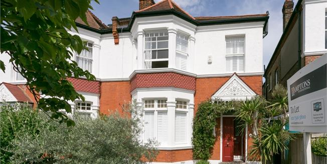 £4,500 per Calendar Month, 5 Bedroom House To Rent in London, SE22