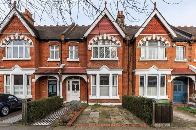 £4,983 per Calendar Month, 5 Bedroom Terraced House To Rent in London, SE21