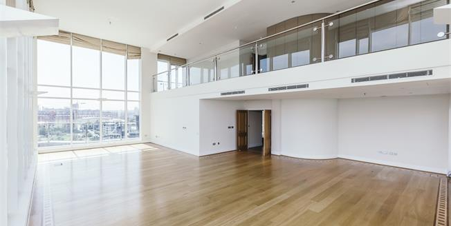 £18,416  per Calendar Month (Calculated), 4 Bedroom Apartment To Rent in London, SW6