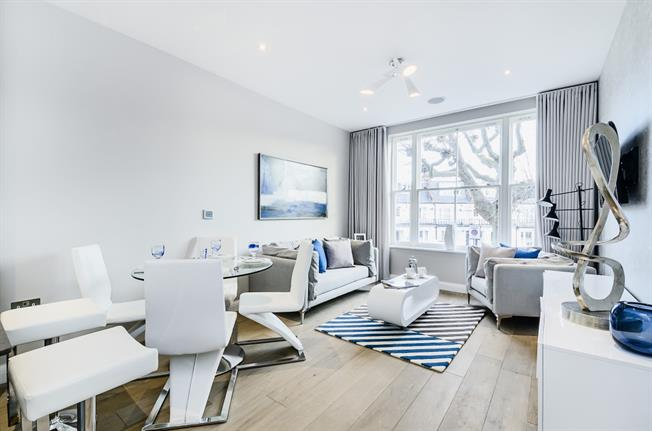 £2,145  per Calendar Month (Calculated), 2 Bedroom Apartment To Rent in London, SW6