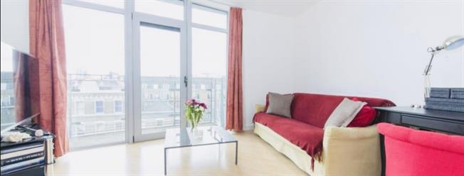 £1,750 per Calendar Month, 1 Bedroom Apartment To Rent in London, SW6