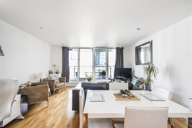 £3,856  per Calendar Month (Calculated), 2 Bedroom Apartment To Rent in London, SW6