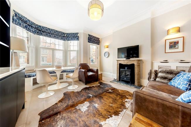 £2,145  per Calendar Month (Calculated), 2 Bedroom Flat To Rent in London, SW6