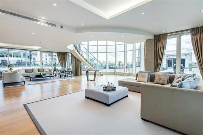 £21,666  per Calendar Month (Calculated), 4 Bedroom Apartment To Rent in London, SW6