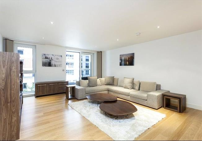 £3,011  per Calendar Month (Calculated), 2 Bedroom Apartment To Rent in London, SW6