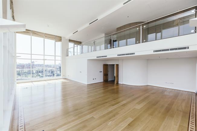 £17,116  per Calendar Month (Calculated), 4 Bedroom Penthouse To Rent in London, SW6