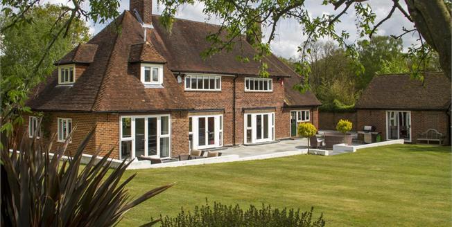 £5,950 per Calendar Month, 5 Bedroom Detached House To Rent in Woking, GU22