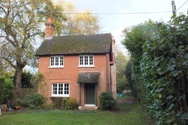 £4,948  per Calendar Month (Calculated), 3 Bedroom Detached House To Rent in Pirbright, GU24