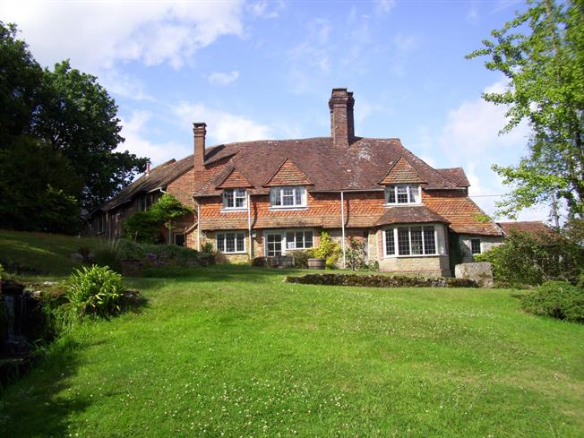 £3,749 per Calendar Month, 4 Bedroom Detached House To Rent in Haslemere, GU27