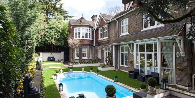 £65,000  per Calendar Month (Calculated), 10 Bedroom House To Rent in London, NW3