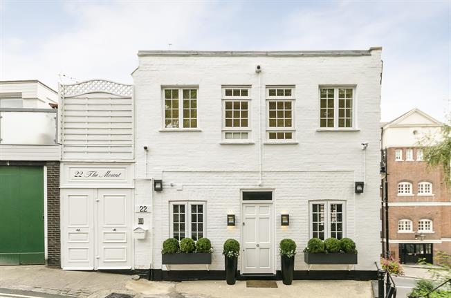 £8,666  per Calendar Month (Calculated), 2 Bedroom Apartment To Rent in London, NW3