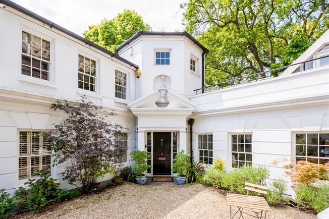 £9,750  per Calendar Month (Calculated), 5 Bedroom House To Rent in London, NW3