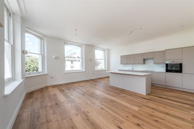 £2,816  per Calendar Month (Calculated), 2 Bedroom Apartment To Rent in London, NW3