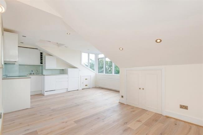£3,466  per Calendar Month (Calculated), 2 Bedroom Apartment To Rent in London, NW3