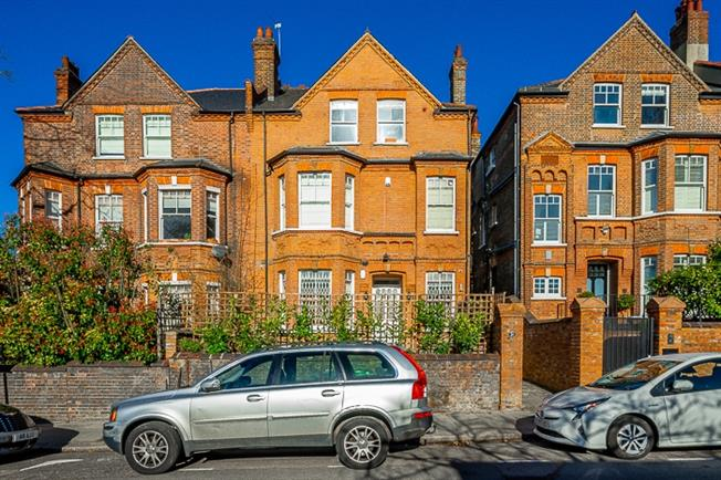 £8,645  per Calendar Month (Calculated), 4 Bedroom Flat To Rent in London, NW3