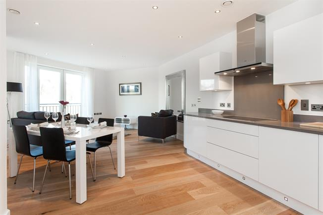 £3,250  per Calendar Month (Calculated), 2 Bedroom Apartment To Rent in London, NW6