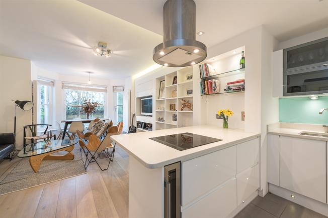 £2,145  per Calendar Month (Calculated), 2 Bedroom Apartment To Rent in London, NW3