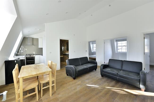 £3,011  per Calendar Month (Calculated), 2 Bedroom Apartment To Rent in London, N1