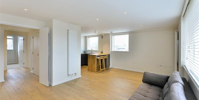 £3,141  per Calendar Month (Calculated), 2 Bedroom Apartment To Rent in London, EC1R