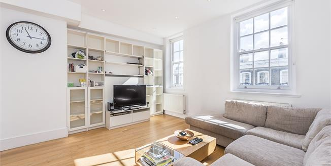 £2,383  per Calendar Month (Calculated), 2 Bedroom Apartment To Rent in London, N1
