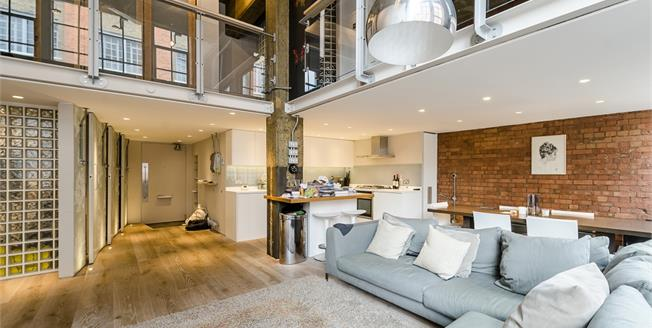 £4,983  per Calendar Month (Calculated), 2 Bedroom Duplex Apartment To Rent in London, EC1R