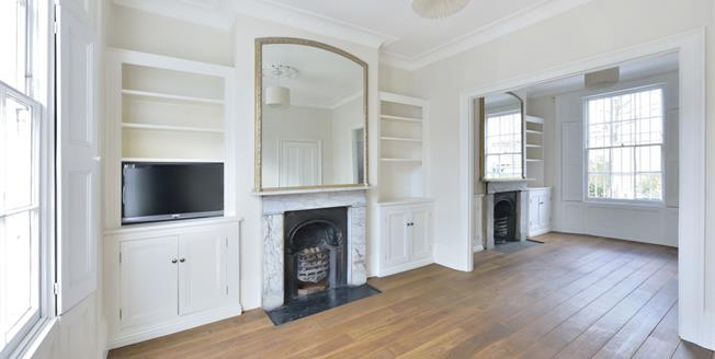 £3,683  per Calendar Month (Calculated), 3 Bedroom Terraced House To Rent in London, N1