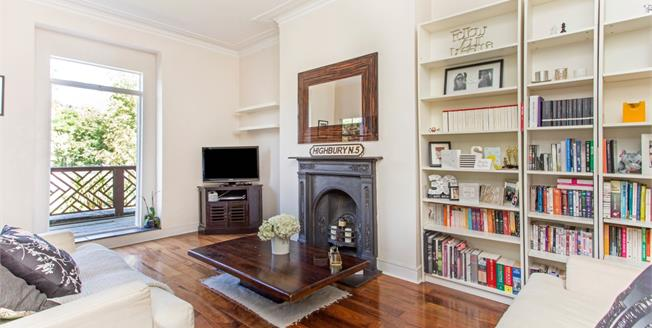 £2,578  per Calendar Month (Calculated), 2 Bedroom Apartment To Rent in London, N5