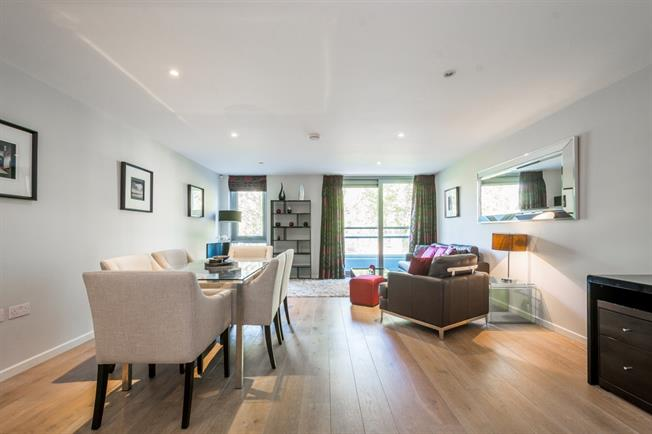 £3,878  per Calendar Month (Calculated), 2 Bedroom Apartment To Rent in London, N7