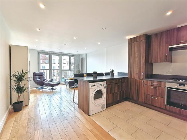 £1,993  per Calendar Month (Calculated), 2 Bedroom Apartment To Rent in London, N7
