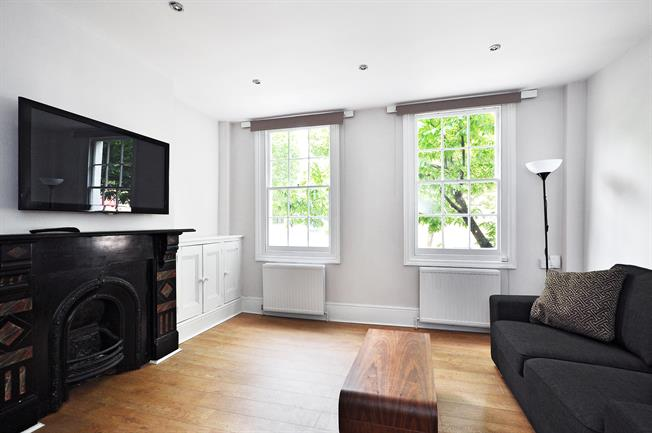 £1,863  per Calendar Month (Calculated), 1 Bedroom Flat To Rent in London, N1