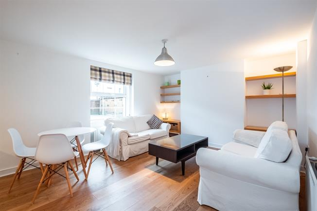£1,950  per Calendar Month (Calculated), 2 Bedroom Apartment To Rent in London, N1