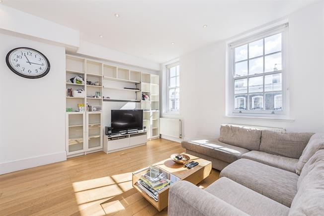 £2,166  per Calendar Month (Calculated), 2 Bedroom Apartment To Rent in London, N1