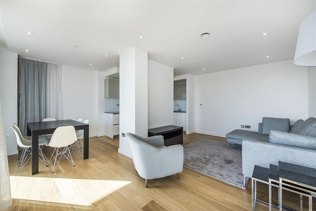 £3,683  per Calendar Month (Calculated), 3 Bedroom Apartment To Rent in London, N1C