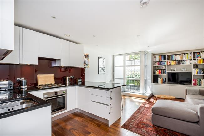 £2,708  per Calendar Month (Calculated), 2 Bedroom Maisonette To Rent in London, N1