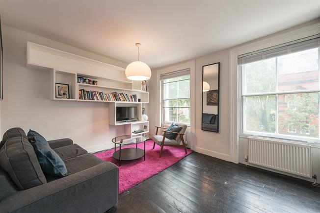 £2,578  per Calendar Month (Calculated), 1 Bedroom Apartment To Rent in London, N1