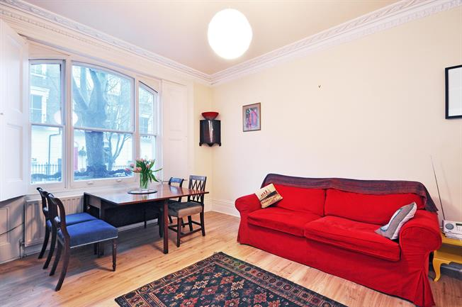 £1,841  per Calendar Month (Calculated), 1 Bedroom Apartment To Rent in London, N1