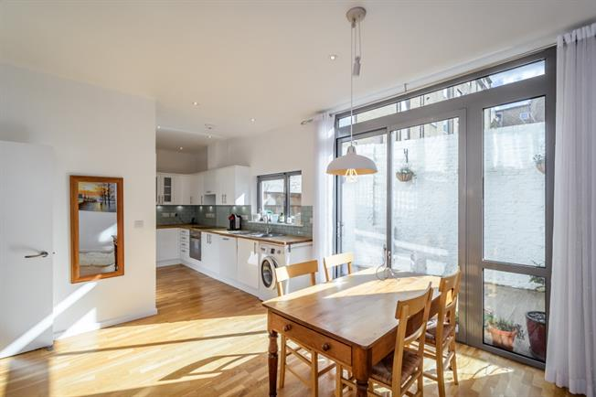 £2,145  per Calendar Month (Calculated), 2 Bedroom Apartment To Rent in London, N1