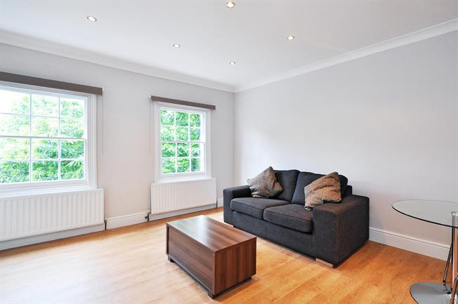 £1,863  per Calendar Month (Calculated), 1 Bedroom Apartment To Rent in London, N1