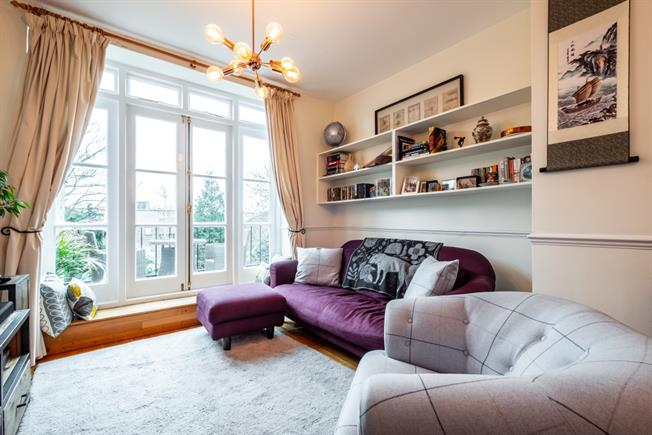 £2,491  per Calendar Month (Calculated), 2 Bedroom Flat To Rent in London, N5
