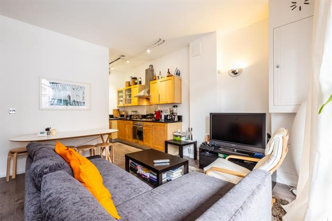 £1,690  per Calendar Month (Calculated), 1 Bedroom Apartment To Rent in London, E8