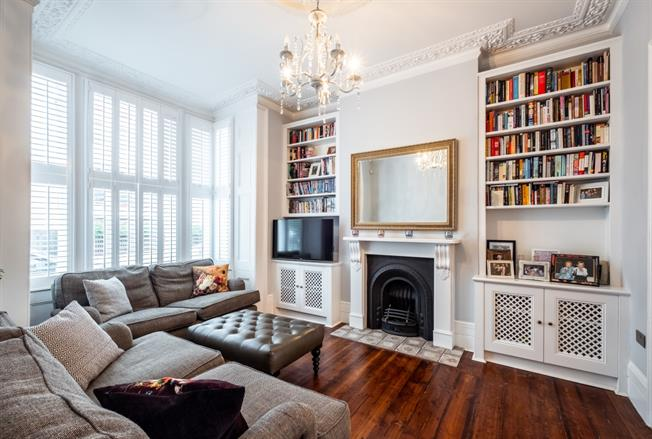 £4,550  per Calendar Month (Calculated), 4 Bedroom Terraced House To Rent in London, N5
