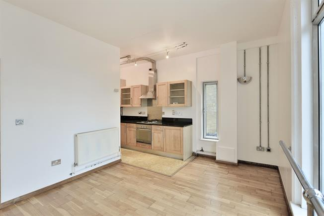 £1,603  per Calendar Month (Calculated), 1 Bedroom Apartment To Rent in London, E8