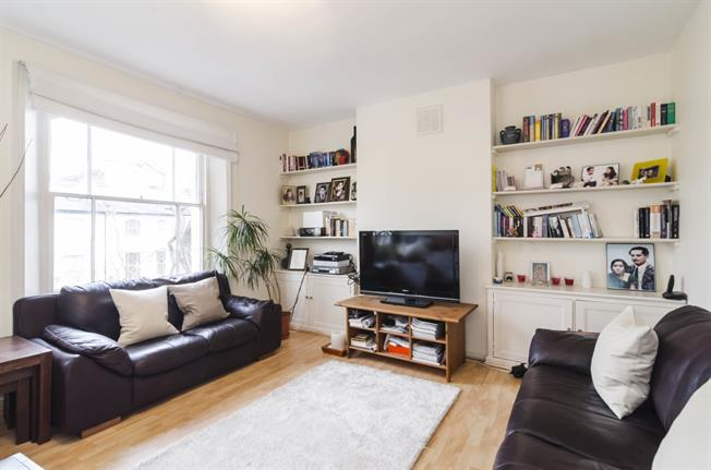 £1,863  per Calendar Month (Calculated), 2 Bedroom Duplex Apartment To Rent in London, N7
