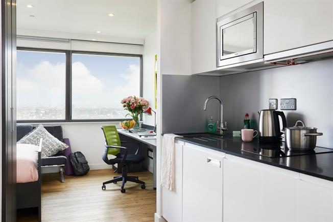 £2,379  per Calendar Month (Calculated), Apartment To Rent in London, N1C