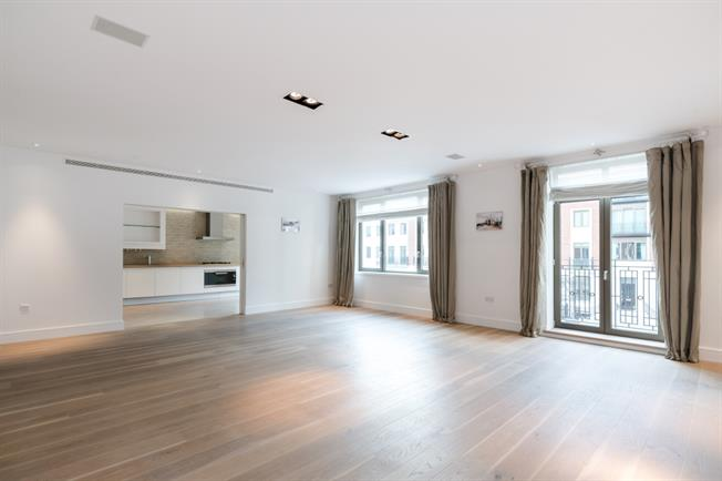 £14,083  per Calendar Month (Calculated), 3 Bedroom Apartment To Rent in London, W8
