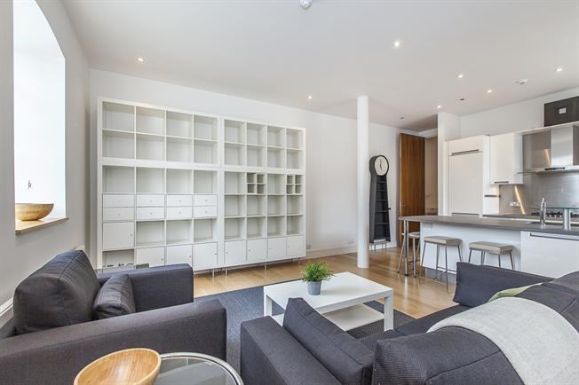 £2,600  per Calendar Month (Calculated), 1 Bedroom Apartment To Rent in London, W8