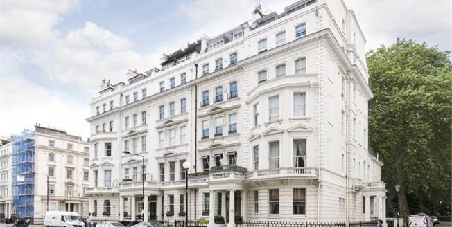 £11,050  per Calendar Month (Calculated), 1 Bedroom Apartment To Rent in London, SW7