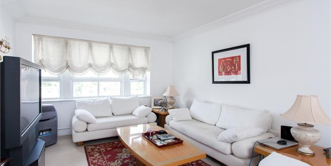 £3,250  per Calendar Month (Calculated), 2 Bedroom Flat To Rent in London, W8