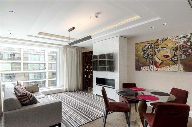 £6,066  per Calendar Month (Calculated), 3 Bedroom Flat To Rent in London, W14